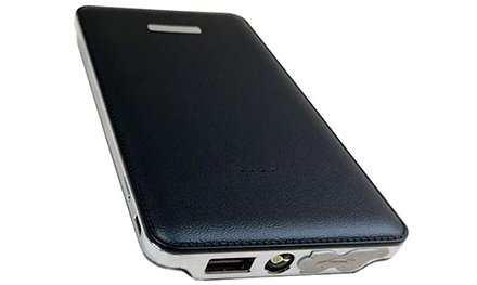 Автономное пуско-зарядное устройство RS JS-45 (4,5 Ач, 12 В, старт 300 А) с USB (5 В / 2 А)