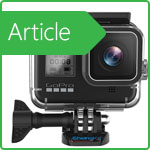 What is the difference action camera from ordinary video camera
