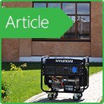Generator for a private house: an overview of the best models