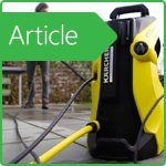 Helpful hints: how to extend the life of a pressure washer