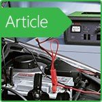 How to charge a car battery useful tips