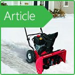 Snowplows: rules of operation and maintenance