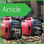 Features of using inverter generators