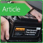 Why can a battery suddenly lose its charge?