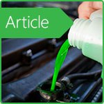 Why does not cool the antifreeze and overheating car engine?