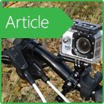 Technical features and applications of action cameras