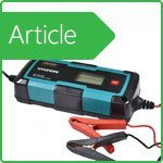 Types chargers for a car battery