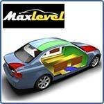 Шумоизоляция авто MaxLevel & ACOUSTICS: сколько и куда?