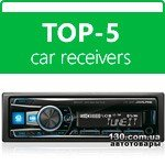 TOP-5 car stereo. Top car radio 2019