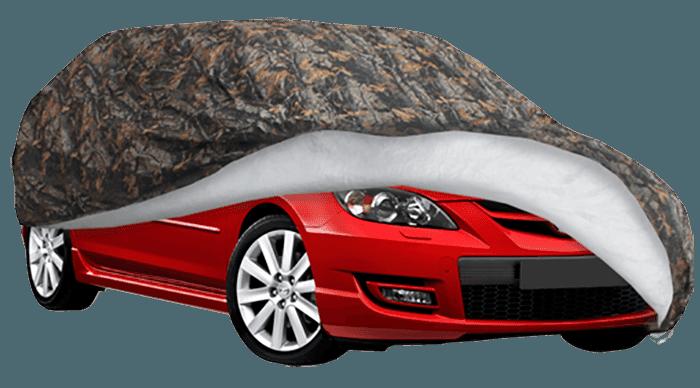 Защитный чехол-тент на автомобиль