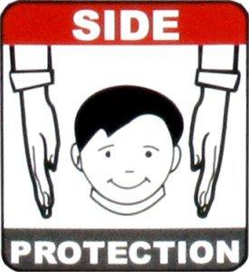 У автокресла должна быть защита головы