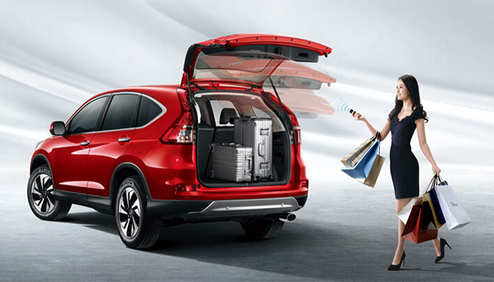 Электропривод багажника — автоматическое открытие багажника без рук!