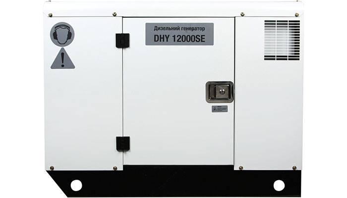 Generator for a private house: a review of the best models