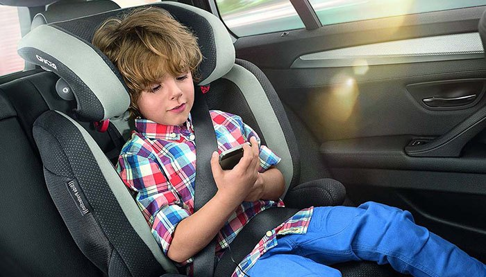 How To Treat for the child car seat