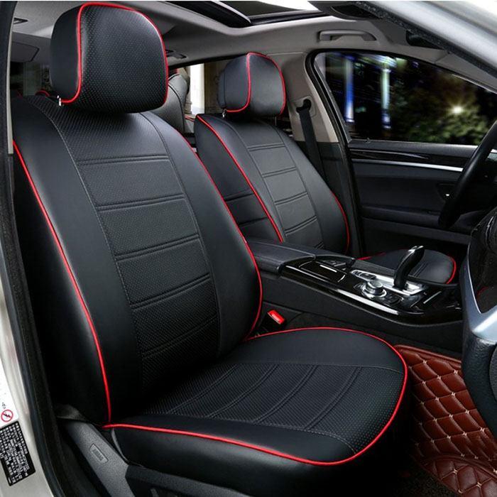 Что лучше — чехлы или накидки на сидения в машину?