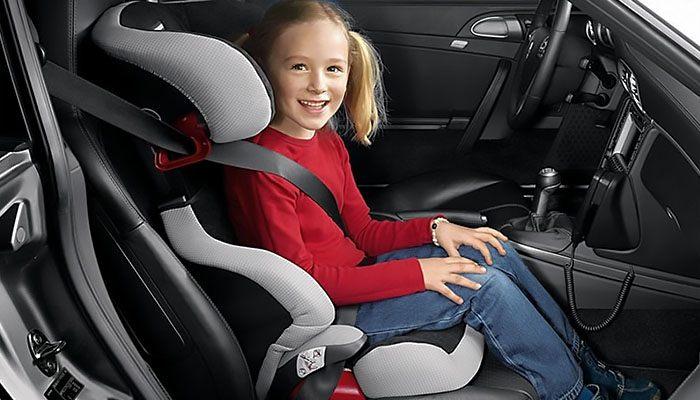 Можно ли возить ребенка в автокресле на переднем пассажирском сидении?