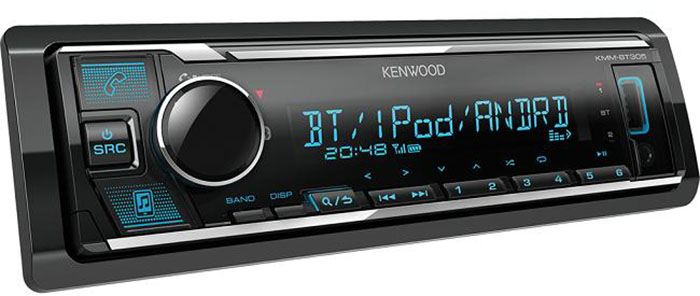 New line of recorders Kenwood 2019