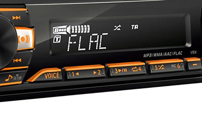 Review of the digital media receiver Alpine UTE-200BT ― 130
