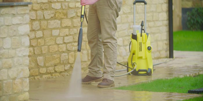 review of the low pressure high pressure washers Karcher