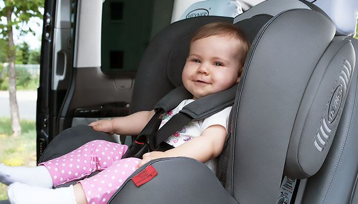 penalties for transporting children without car seats