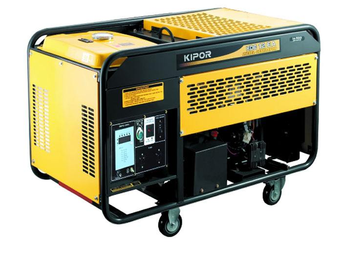 What are the advantages and features of diesel generators ― 130.com.ua