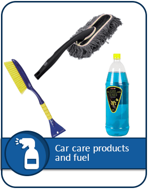 Car Care Products and Fuel