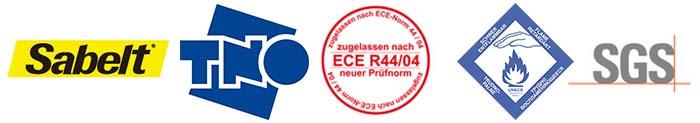 Сертификат кресла HEYNER Multi Ergo 3D