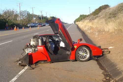 ТОП-10 самых дорогих автомобильных аварий! Смотрим и плачем!