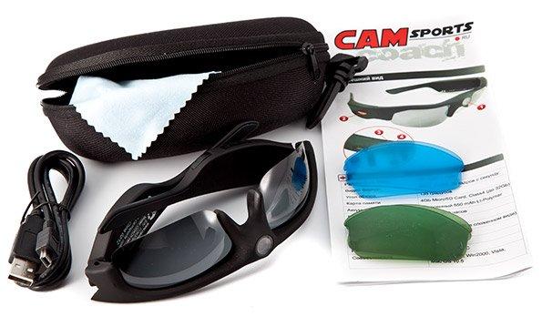 Очки-камера Camsports Coach