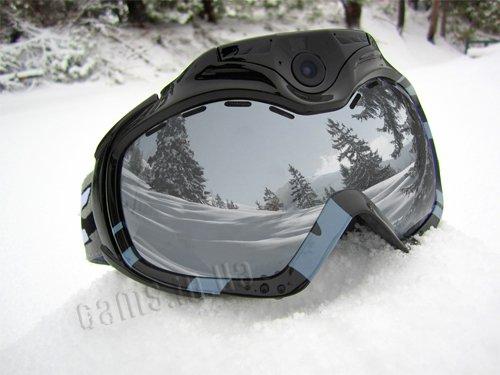 Лыжная маска XTR Apex HD 1080P c Wi-Fi/GPS