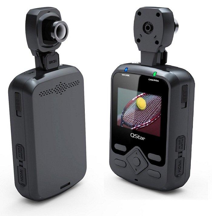 QStar A9 — видеорегистратор новинка 2012