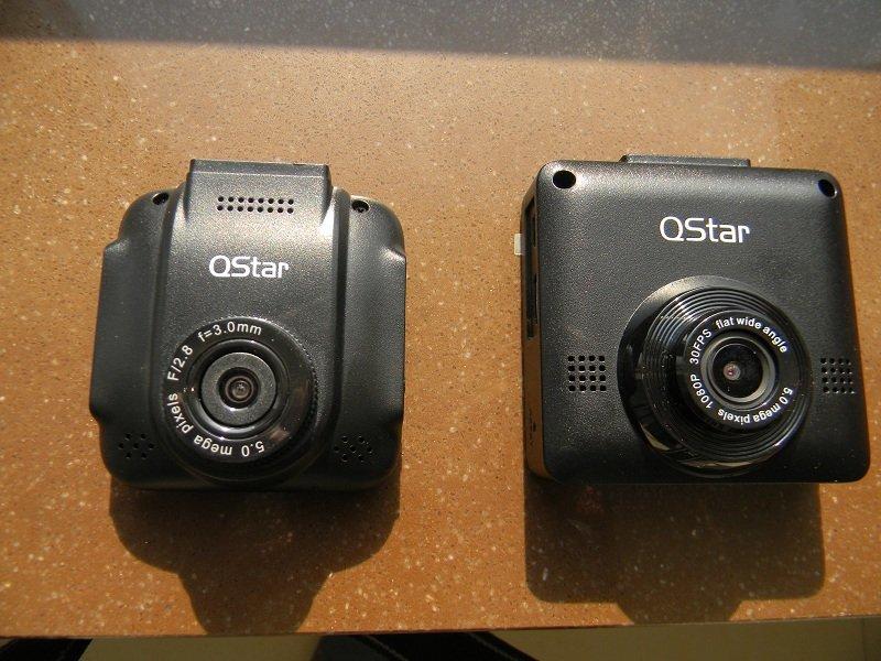 Новинка 2012 — видеорегистратор QStar A5 v2