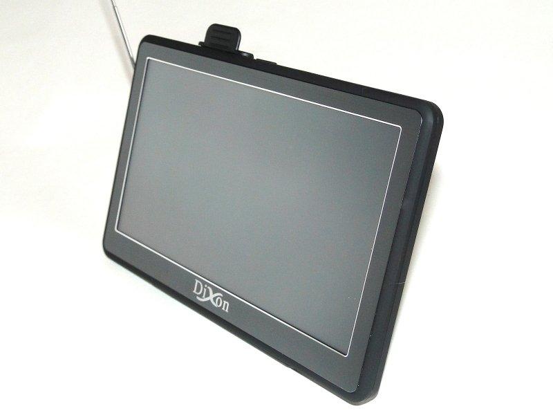 """Новая модель GPS навигатора Dixon i700TVBTHD — экран 7"""""""