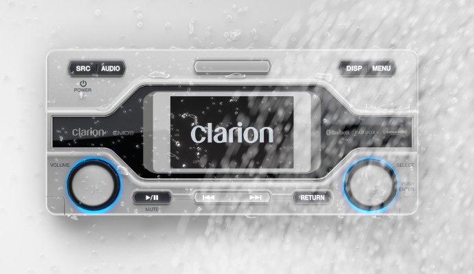 Компания Clarion пополнила ассортимент морской продукции!