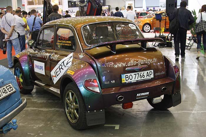 SIA 2013 — 21-й Киевский международный автосалон
