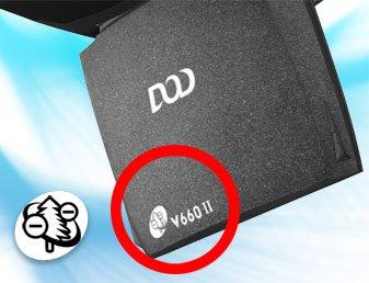 DOD V660II — Новинка!
