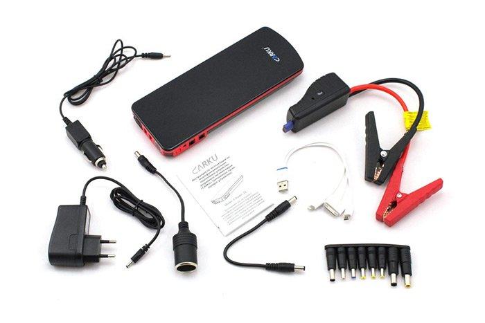 Carku — пуско-зарядные устройства (джамп-стартеры)