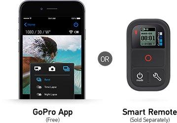 GoPro HERO4 Session — самая маленькая камера GoPro