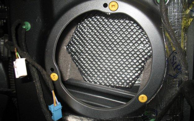 Виброизоляция и шумоизоляция StP