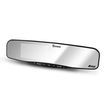 DOD RX400W — зеркало с видеорегистратором. Новинка 2016!