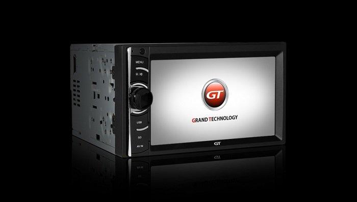 GT M11 — 2DIN магнитола. Новинка 2016!