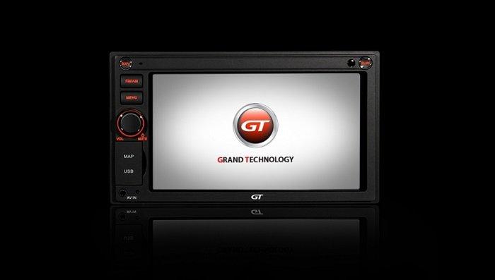 GT M21 — мультимедийный центр с GPS. Новинка 2016!