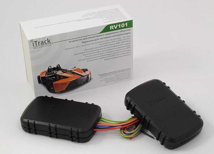 GPS-трекеры iTrack — трекеры украинского производства