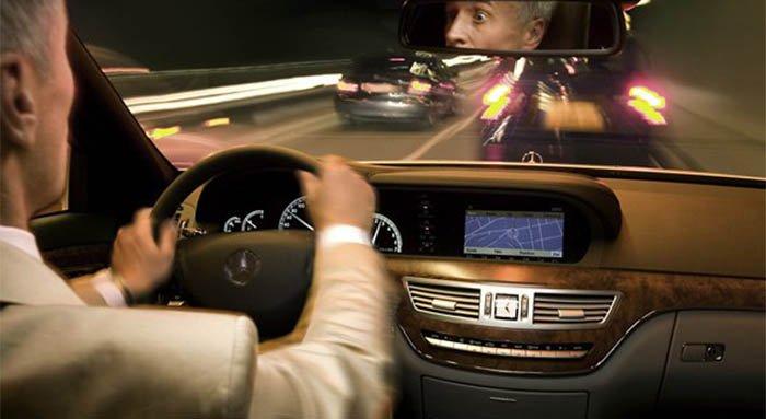 Как водить автомобиль в темное время суток?