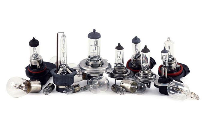 Особенности и виды галогенных ламп