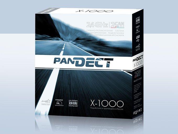 Новинка Pandect X-1000