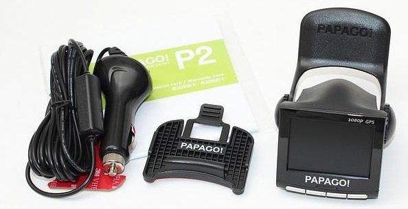 PAPAGO! — автомобильные видеорегистраторы