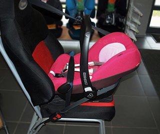 Детское автокресло — безопасность вашего малыша