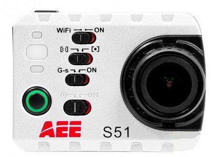 AEE Magicam S51 – Новинка