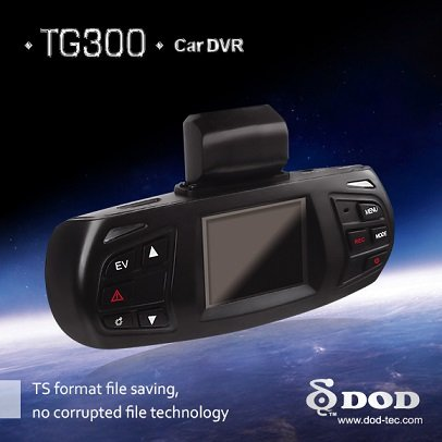 DOD TG300 - новинка 2013 года